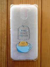 Funda de silicona (case - cover) con frases para Samsung Galaxy S6 EDGE PLUS