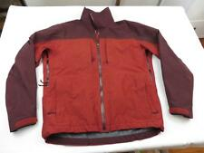 Great Arcteryx Mens Red Shell Guide Hiking Rain Spring Jacket Coat Sz M