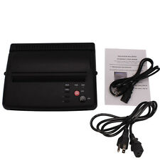 New Tattoo Stencil Maker Transfer Machine Flash Thermal Copier Printer Supplies