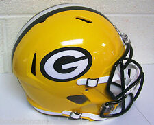 Green Bay Packers NFL Full Size Helmet Replica Speed