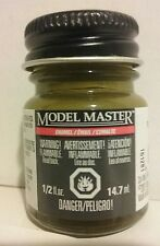 Testors Model Master enamel paint, 1702 Field Drab, 1/2fl.oz. (14.7ml.)