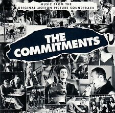 THE COMMITMENTS - MUSIC FROM THE ORIGINAL MOTION PICTURE SOUNDTRACK / CD