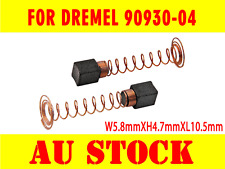 Carbon Brushes For DREMEL 90930-04 100 215 200 275 285 300 395 595 3000 7200 AU