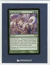 MTG - Mirrodin: Tooth and Nail [LV3295]