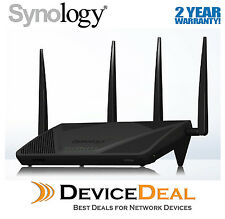 Synology RT2600ac AC2600 Wireless Dual Band Gigabit Router
