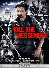 Kill the Messenger (DVD, 2015) Jeremy Renner, Rosemarie DeWitt - Used