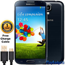 Samsung Galaxy S4 GT- I9505 16GB Black Mist (Unlocked) Smartphone Good Condition