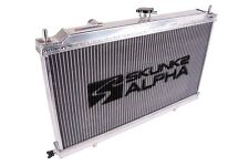 SKUNK2 Radiator Alpha 88-91 Honda Civic/CRX EF MT