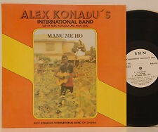 Alex Konadu         Manu me ho      Highlife       Afro Funk     NM # P