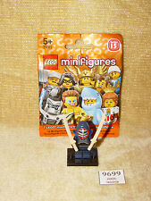 LEGO Minifigures: Series 15: col15-12 Kendo Fighter - Complete Set (2016) BNIB