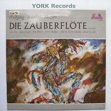 89 653 - MOZART - Die Zauberflote excerpts OTTO / STADER STREICH - Ex LP Record