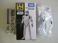 "NIB TAKARA TOMY STAR WARS DIE CAST #12 CLONE TROOPER 3"" MINI FIGURE"