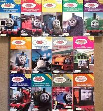 Rare Vintage Thomas The Train Tank Engine Friends VHS Videos 1-13 Used Condition