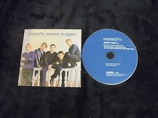 ~~~~USED~~WESTLIFE: Swear It Again Single CD