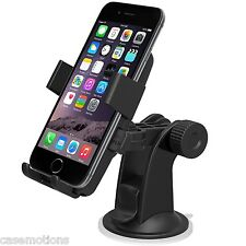 iOttie Easy One Touch Car Mount Holder for Apple iPhone 7 6 6S 5 Galaxy S5/S6