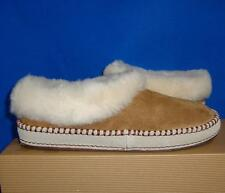 UGG Australia WRIN Chestnut Sheepskin Fully Lined Slippers Size US 7 NIB 1007727