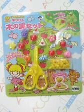 Koeda Chan Treena & Her Forest Friends Kino no Fruits Set TAKARA Japan
