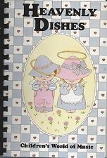 *VANCOUVER WA 1999 CHILDREN'S WORLD OF MUSIC COOK BOOK *STAFF & PARENTS RECIPES