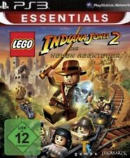 Playstation 3 Lego Indiana Jones 2 Die neuen Abenteuer Deutsch Top Zustand