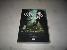 THE RASMUS LIVE LETTERS (DVD,2004)