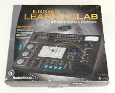 Radio Shack Electronics Learning Lab #28-280, Complete Course in Electronics