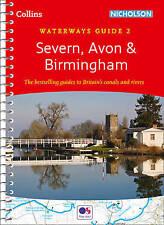 Severn, Avon & Birmingham: NO. 2 da Collins mappe (legato a spirale, 2014)