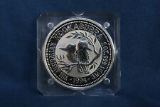 1994 2 OZ. SILVER KOOKABURRA BULLION COIN - IN ORIGINAL SQUARE CASE