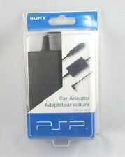 USA Seller: NEW OFFICIAL SONY PSP-180 PSP CAR Charger Cord Plug 10 feet 12V 24V