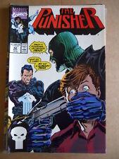 THE PUNISHER #42 1990  Marvel Comics   [SA37]