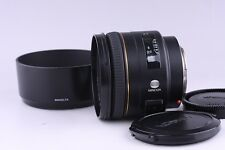 Minolta AF 85mm F/1.4 G Lens For Minolta Sony #5283