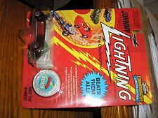 NEW 1/64 JL Johnny Lightning with Lightning Motion Custom WASP Brown with coin