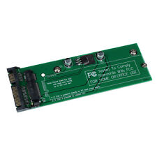 UK Card Adapter For 2011 MAC AIR A1369 A1370 A1377 SSD To Sata3 22pin 7Pin Hot