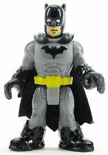 Imaginext Batman DC Super Friends Justice League Loose Batman Gray Armor Suit