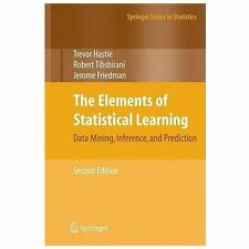 Springer Series in Statistics: The Elements of Statistical Learning : Data...