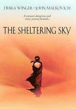 THE SHELTERING SKY - DVD - Region Free - Sealed