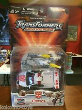 2003 Transformers Universe Figure MOC - Deluxe PROWL w/ DVD