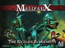 Malifaux M2E Guild The Guild's Judgement Lady Justice (Plastic Models) WYR 20101