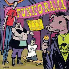 PUNK-O-RAMA III CD