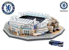 Chelsea Stamford Bridge Stadium ~ 3D Jigsaw Puzzle ~ Official Licensed Product