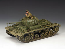 KING AND COUNTRY Red Army Valentine MK III Tank RA38 RA038