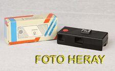Pocket analógico 110 cámara con zapata flash muy buen estado 02375