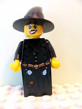 LEGO @@ Minifig cas397 @@ Fantasy Era - Evil Witch - 7979