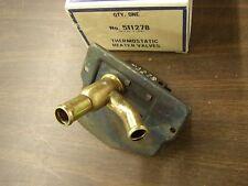 NOS 1965 Rambler Classic + Ambassador Heater Water Control Valve