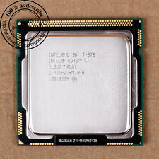 Intel Core i7-870 - 2.93 GHz (BX80605I7870) LGA 1156 SLBJG CPU Processor 2.5GT/s