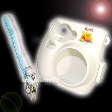 Fuji Fujifilm Instax Mini 7s Winnie The Pooh Plastic Film Camera Case White