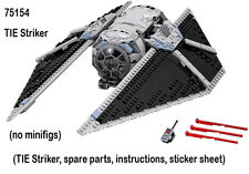 Lego Star Wars Rogue One NEW 75154 TIE Striker no minifigures Imperial Scariff