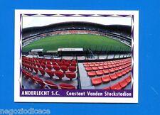 FOOTBALL 99 BELGIO Panini-Figurina -Sticker n. 8 - STOCKSTADION ANDERLECHT -New