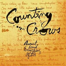 COUNTING CROWS - AUGUST AND EVERYTHING AFTER - NEW VINYL LP - PRE-ORDER