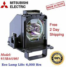 Mitsubishi 915B441001 Replacement TV Lamp Bulb Housing WD82738 WD65C10 WD73638