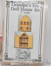 Toy Dollhouse Kit DI-/ DIY Dollhouse miniatures Dollhouse Kit DI-TY108